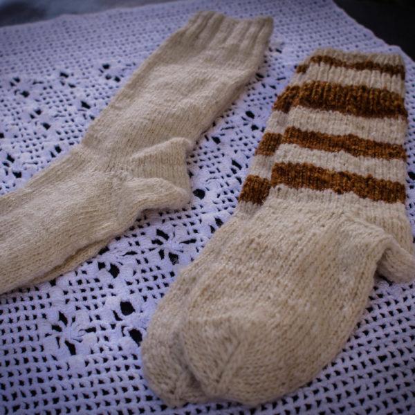 palillo calcetines